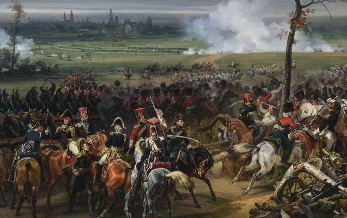 General_Nansouty_at_the_battle_of_Hanau
