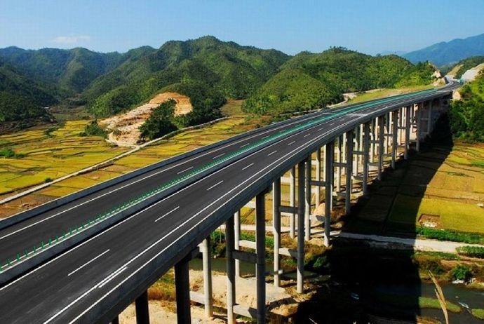 Datong-Jinzhong-Highway-in-China
