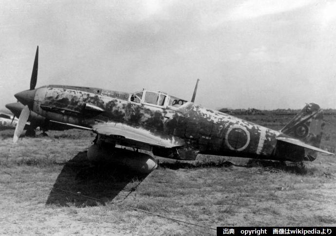Kawasaki_Ki-61_Hien_with_drop_tank
