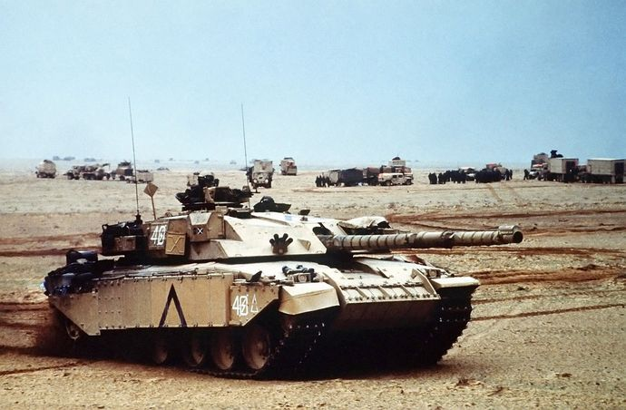 british-army-challenger-1-main-battle-tank-during-desert-storm
