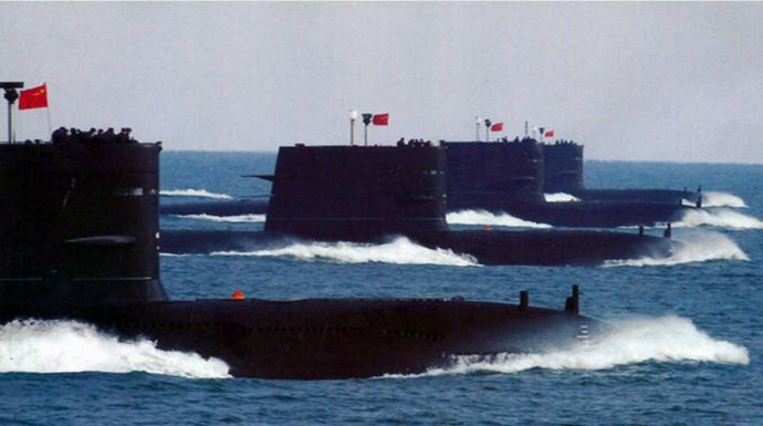 chinese-submarines