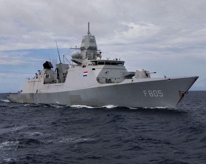 オランダ海軍もインド太平洋にフリゲート派遣、英空母打撃群と合流し ...
