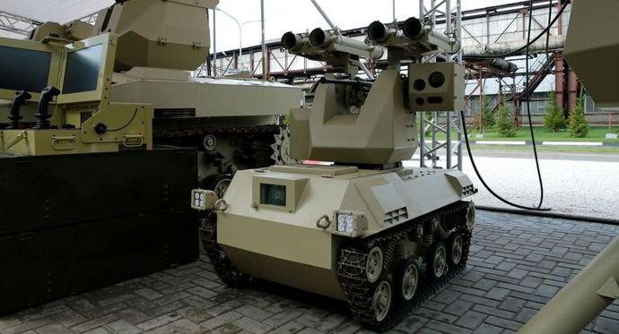ロシアが人工ニューラルネットワークで思考する戦闘ロボットを開発、自ら目標を識別し、決定を下すことが可能…カラシニコフ社!
