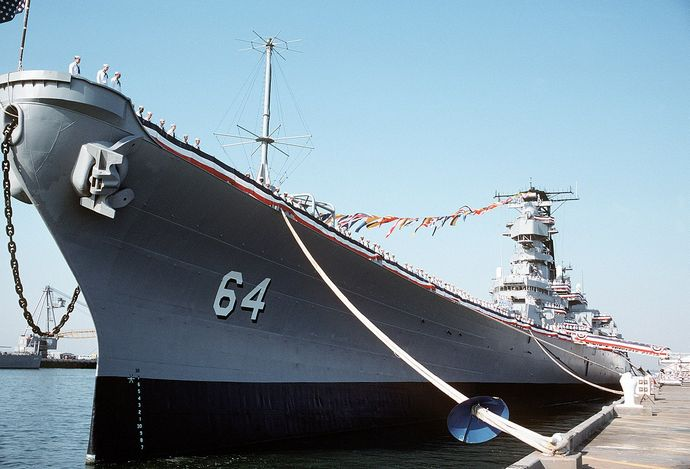 1280px-USS_Wisconsin_(BB-64)_decommissioning