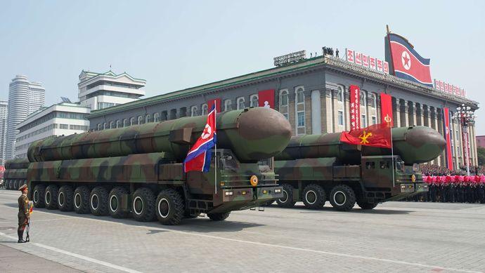 北朝鮮が弾道ミサイル発射、失敗か、「数秒後に爆発」…29日韓国メディア!