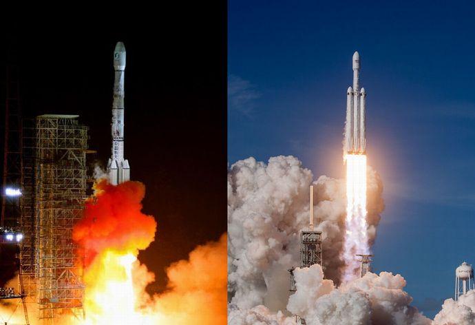 中国の「長征9号」ロケットはNASAやSpaceXに匹敵か…宇宙開発競争はアメリカVS中国の時代へ!