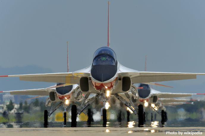 T-50_Golden_Eagle_Lining_up