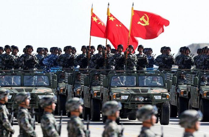 kineska-vojska