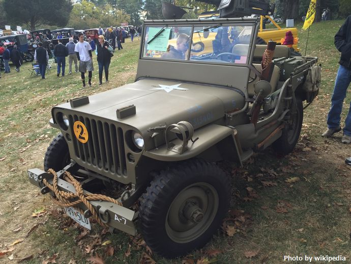 1943_Willys_MB_US_Army_Jeep_at_2015_Rockville_Show_2of3