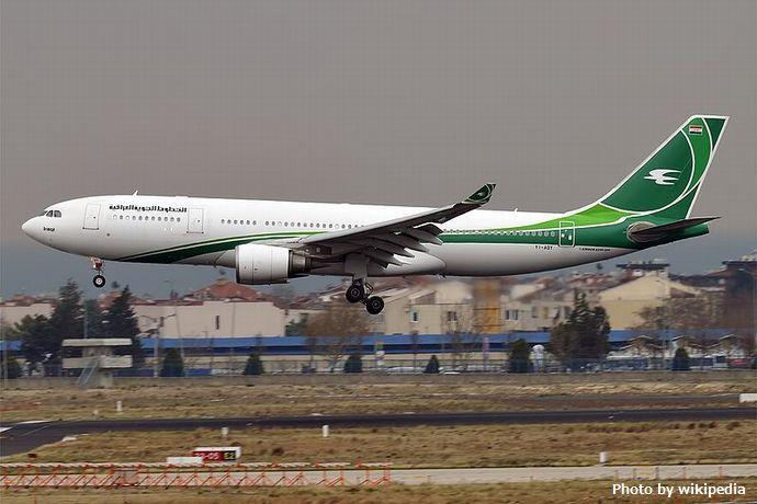 Iraqi_Airways,_YI-AQY,_Airbus_A330-202_(31817502202)