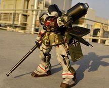 HGUC 1/144 AMS-129 ギラ・ズール(親衛隊仕様)