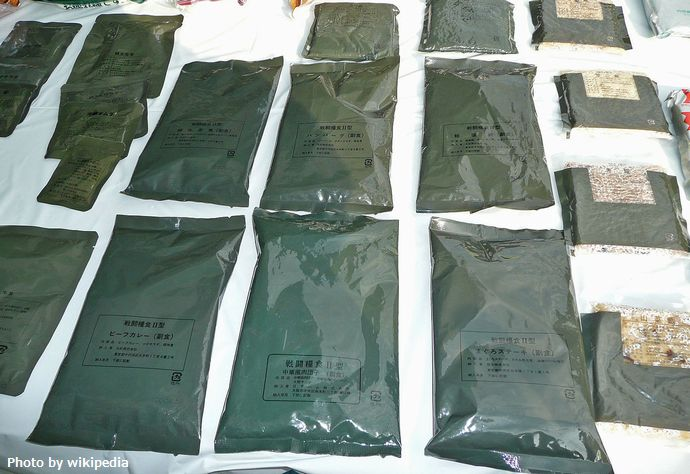 Variety_of_Japanese_combat_rations_type_II