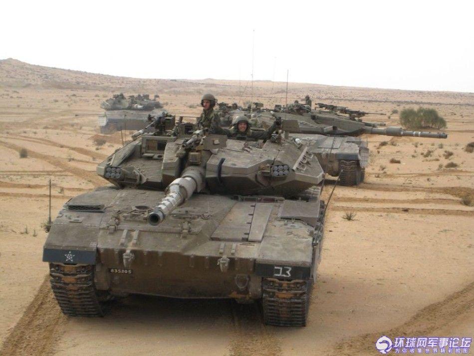 メルカバ (戦車)の画像 p1_32