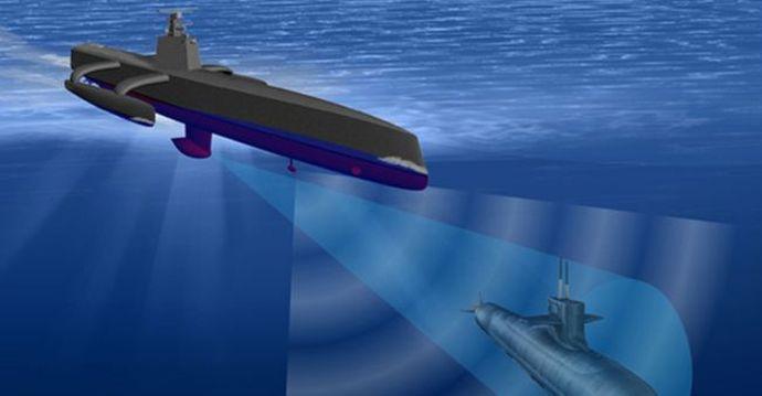 Anti-Submarine-Warfare-Continuous-Trail-Unmanned-Vessel