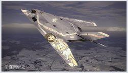 1/72 F-117A ナイトホーク アイドルマスター2 萩原雪歩