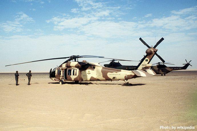 Saudi_Sikorsky_S-70_Desert_Storm