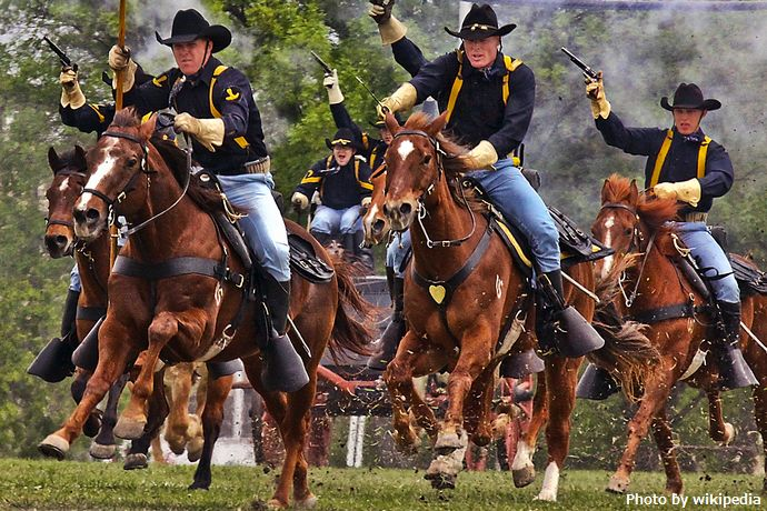 _Army_-_'cavalry_charge'