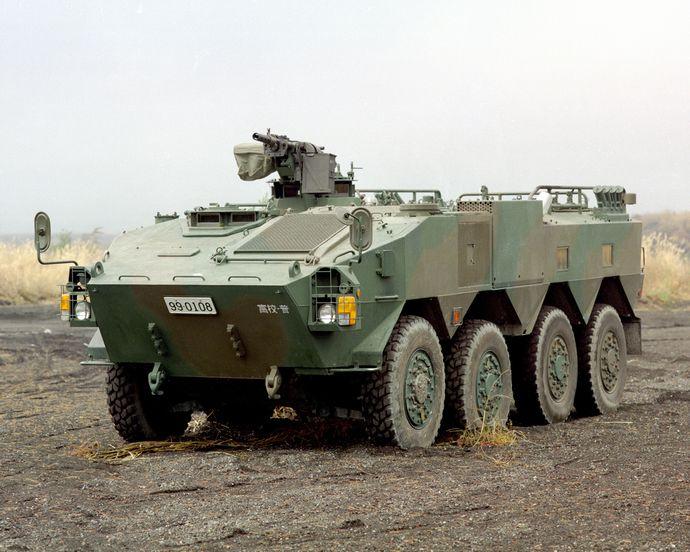 96式装輪装甲車_(8464171563)