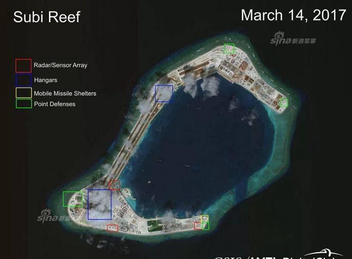 南シナ海人工島に軍事施設建設について「主権国家の自衛権」「南沙諸島は中国固有の領土だ」…中国報道官が主張!