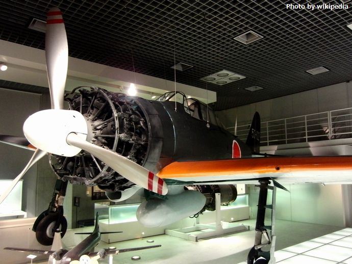 Zero_Fighter_Plane_Model_21
