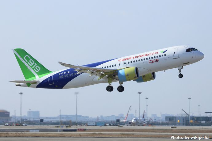 COMAC_C919_-_Commercial_Aircraft_Corporation_Of_China_AN4748979