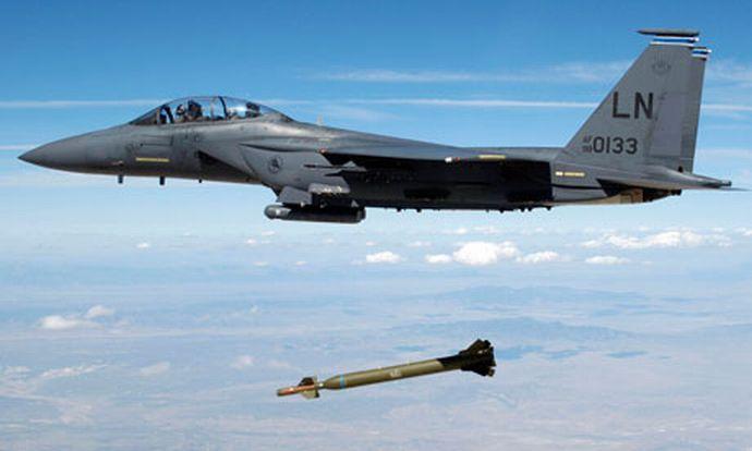 米国防総省が新型特殊貫通弾(バンカーバスター)を実験…イラン地下核施設も破壊可能!