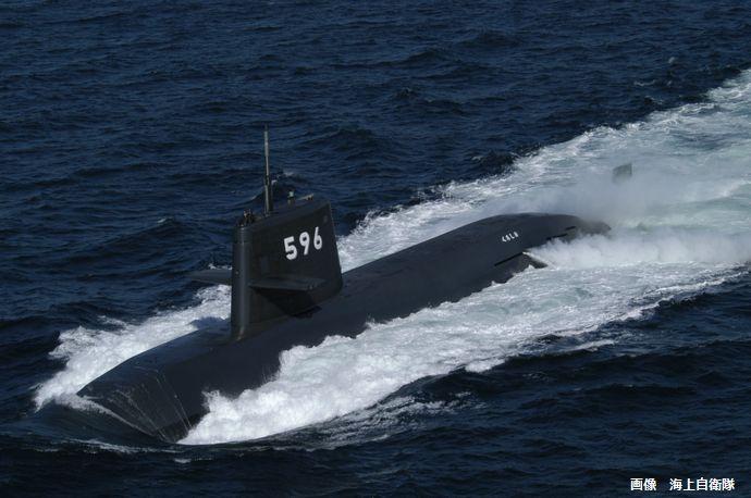 海自潜水艦の乗組員に女性起用へ、唯一の「男職場」消滅…おやしお型3隻を改修へ!