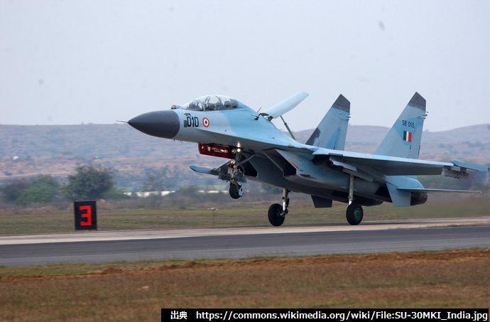 SU-30MKI_India