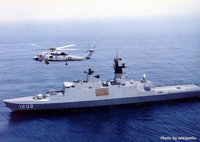 台湾海軍の艦船3隻がニカラグアに寄港、共同訓練へ…中米諸国との関係強調!