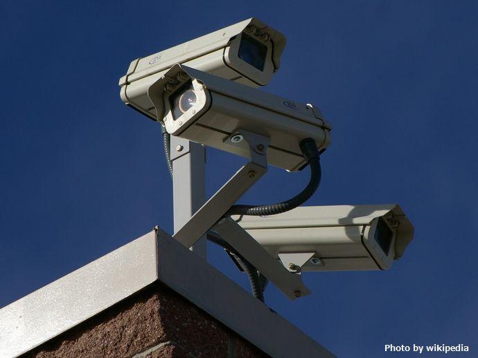 Three_Surveillance_cameras