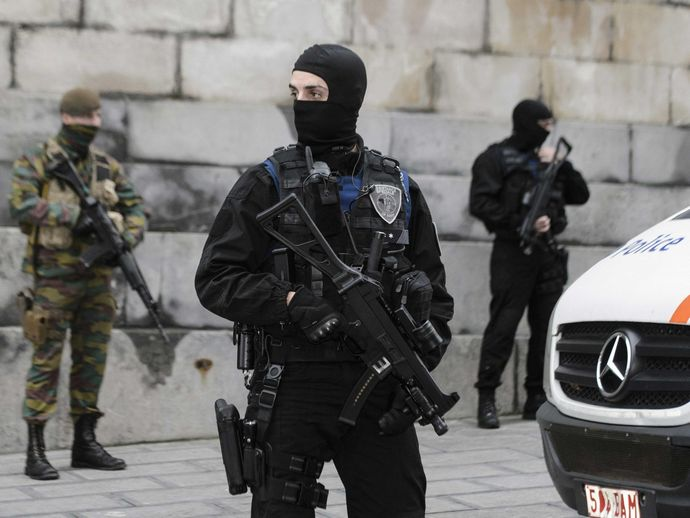 Brussels-GETTY
