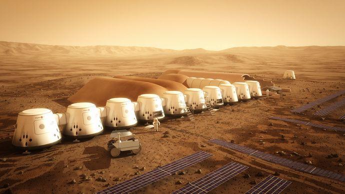 Mars-Pods