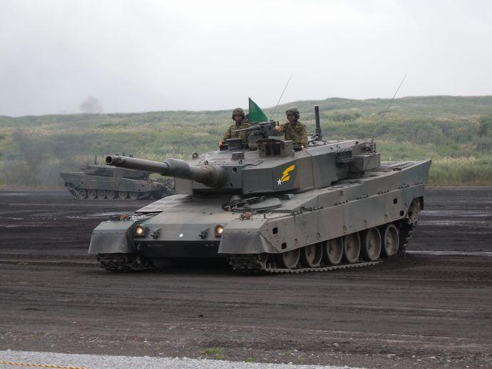 JGSDF_type90_tank