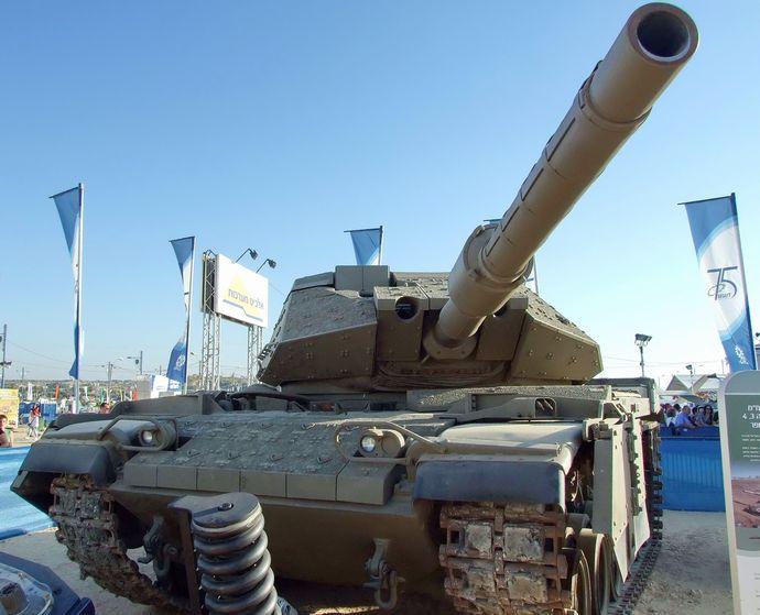 Sabra_tank