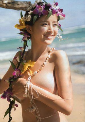 鈴木ちなみ「美人モデル!初水着の衝撃」