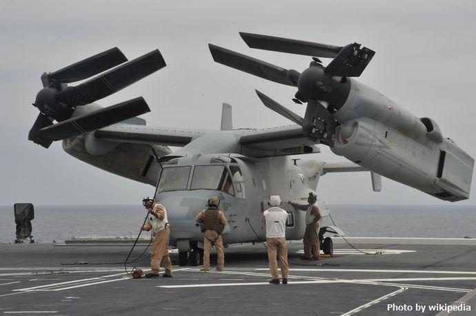_Marines_inspect_an_MV-22_Osprey_tilt-rotor_aircraft