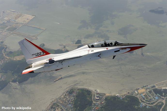 T-50_Golden_Eagle_Demo_flight_(12201663454)
