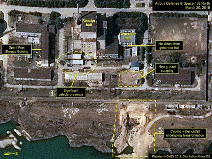 北朝鮮が中朝国境沿いに黒鉛工場新設か、高純度の原子炉用?…米専門家が警告!