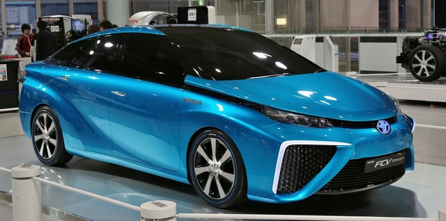 Toyota_FCV_Concept