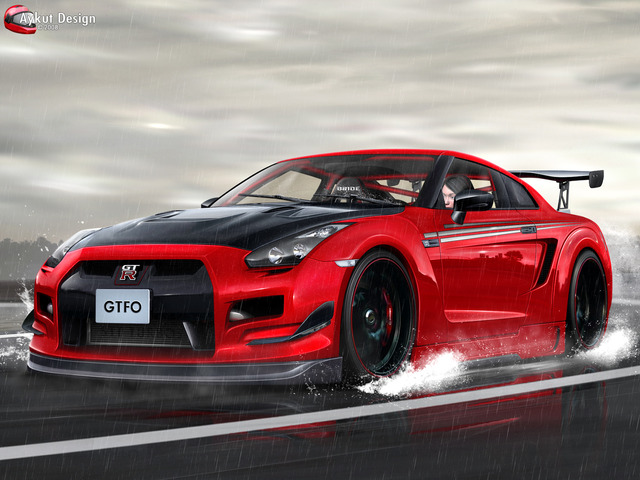 Nissan_GTR_R35_by_aykutdesign