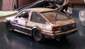 ハチロクレビン 2ドアGT APEX後期型 '85