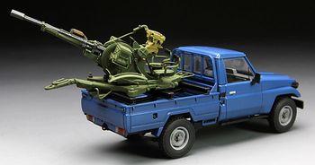 1/35 ピックアップトラック w/ZU-23-2