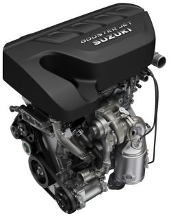 直噴ターボに定評のあったスズキから1400ccターボエンジン復活「ブースタージェット」