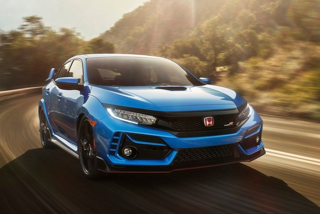 Refreshed-2020-Honda-Civic-Type-R-pictures