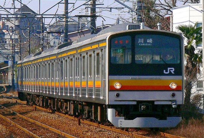 JRE-205-0_EMU-NanbuLine