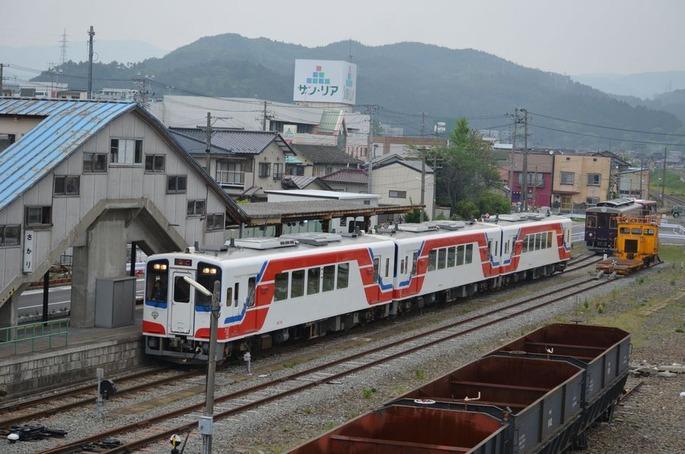 三陸鉄道南リアス線_36-700系_2014-07-29_04-41