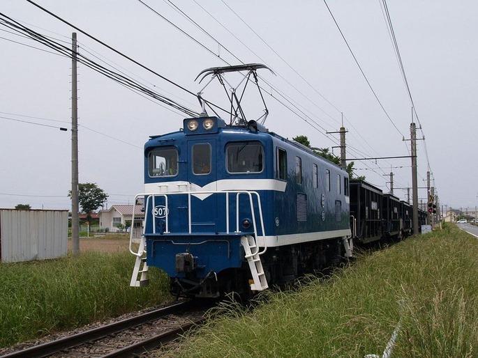 DeKi_507_Chichibu_Mikajiri_Line_20120602