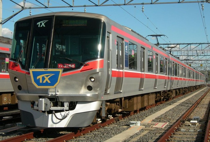 Tsukuba-Express-TX-2000-2168