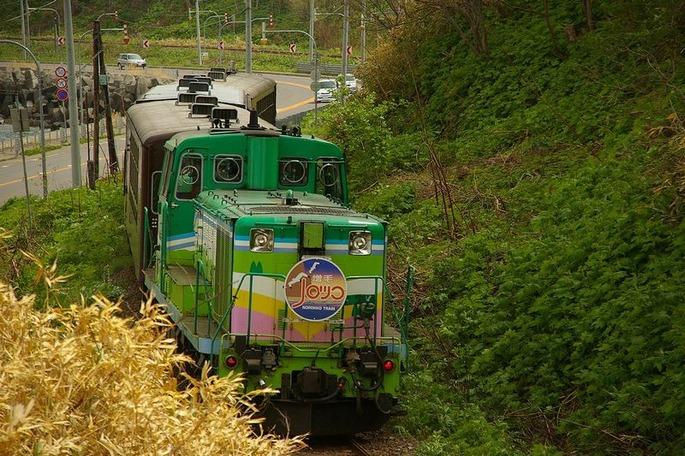 JR_hokkaido_Mashike_norokko_train