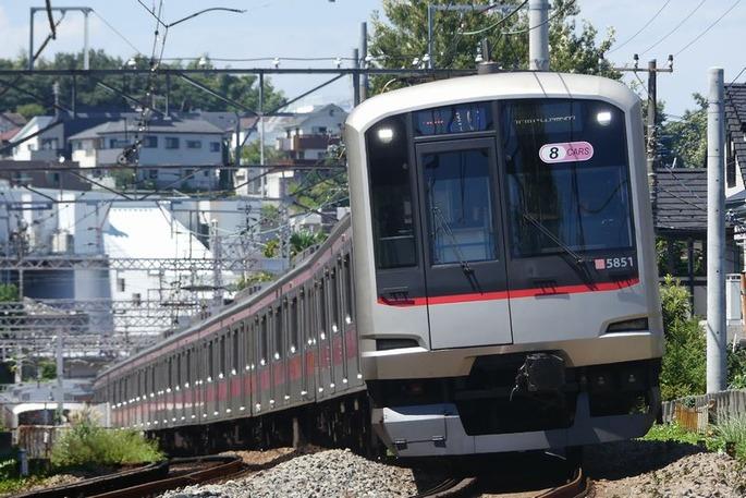 東急電鉄5050系